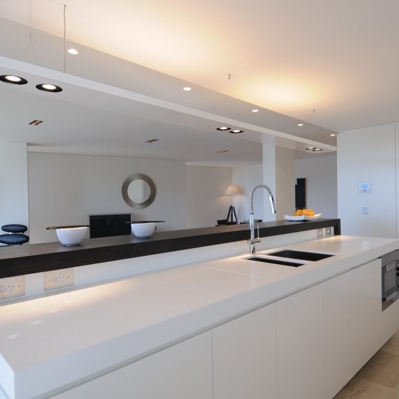 Kitchen Island joinery