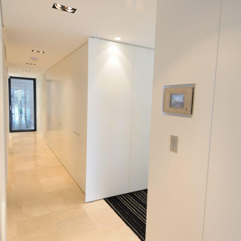 Foyer Wall Panels