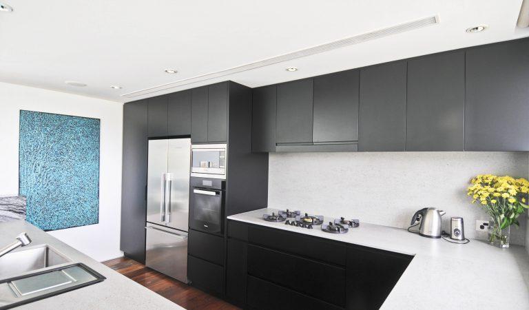 Living Room Design & Joinery