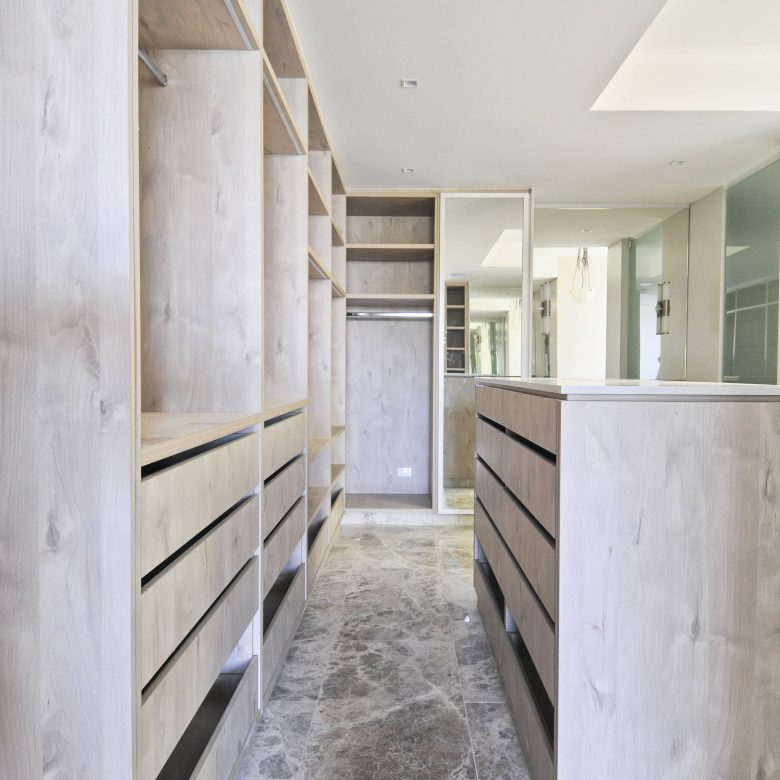 Master Ensuite with walk in robe
