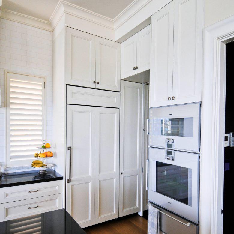 Kitchen cabinets for maximum storage