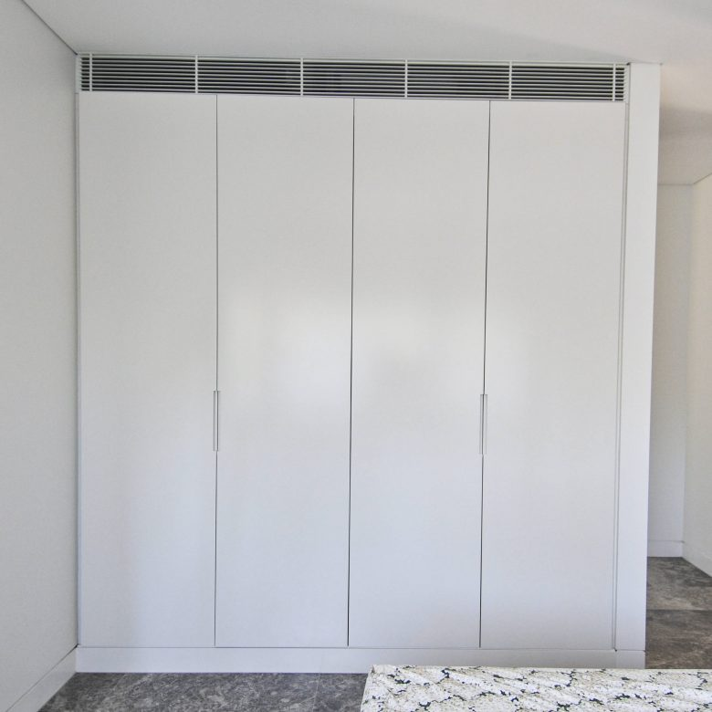 Bedroom Wardrobe Joinery