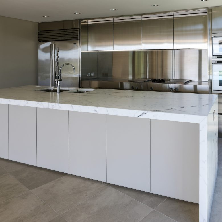 Custom made Stainless Steel Kitchen