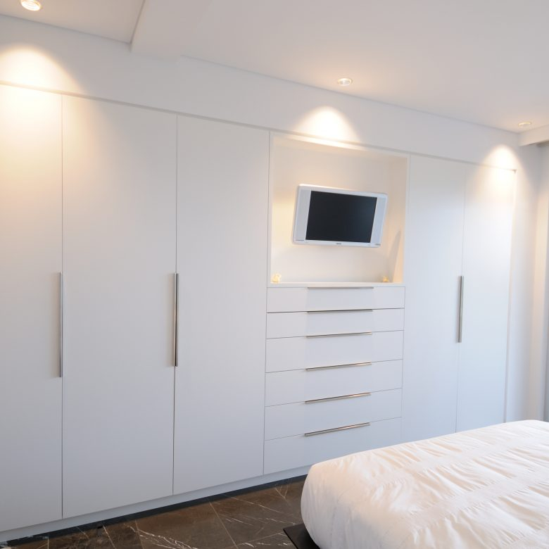 Wardrobe Joinery