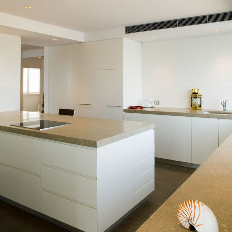Custom Kitchen Detailed Joinery